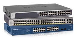 Netgear Smart Managed Switches